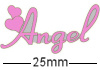 Angel Badge