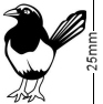 Magpie Badge