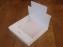 White Collection Counter Box - pack of 1